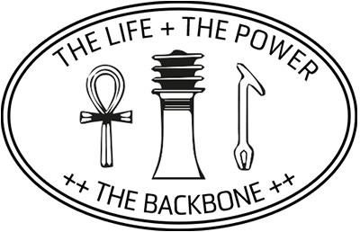 The Life. The Power. The Backbone